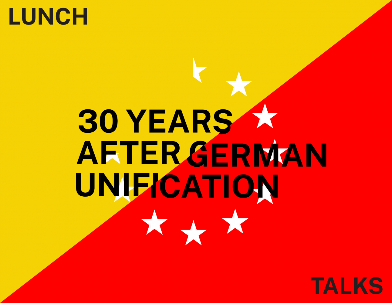 Lunch Talk | Germany and Europe: new challenges in a multipolar world