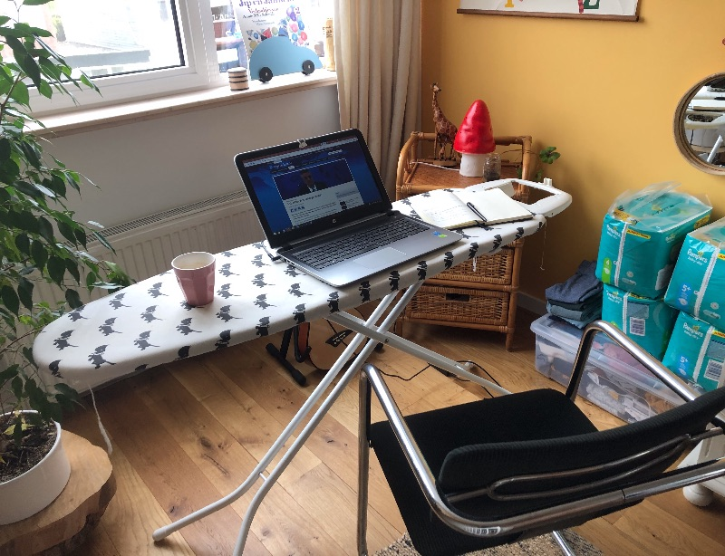 #Zuhause: Homeoffice, hoe dan?